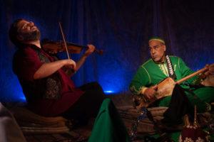 Gab Faure & Abdenbi El Meknassi